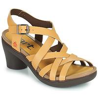 Cipők Női Szandálok / Saruk Art ALFAMA Bézs