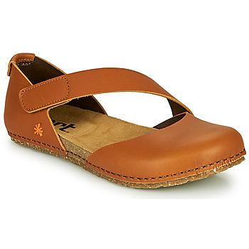 Cipők Női Balerina cipők  Art CRETA Barna