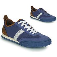 Cipők Férfi Rövid szárú edzőcipők Art CROSS SKY Kék / Barna