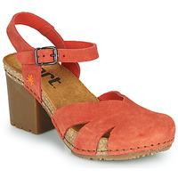 Cipők Női Félcipők Art SOHO Korall