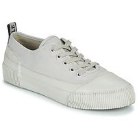 Cipők Női Rövid szárú edzőcipők Aigle RUBBER LOW W Fehér