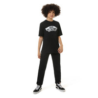 Ruhák Gyerek Rövid ujjú pólók Vans VANS CLASSIC TEE Fekete