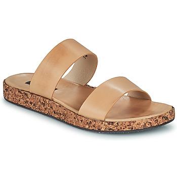 Cipők Női Papucsok Neosens TARDANA Bőrszínű