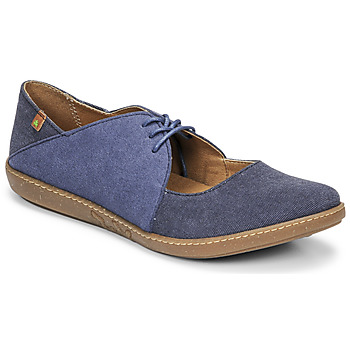 Cipők Női Balerina cipők  El Naturalista CORAL Kék