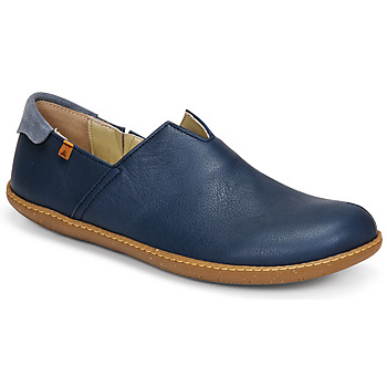 Cipők Férfi Belebújós cipők El Naturalista EL VIAJERO Kék