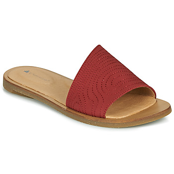 Cipők Női Papucsok El Naturalista TULIP Piros