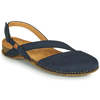 Cipők Női Szandálok / Saruk El Naturalista PANGLAO Kék