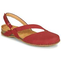 Cipők Női Szandálok / Saruk El Naturalista PANGLAO Piros