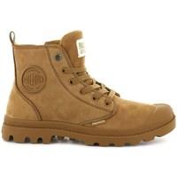 Cipők Női Csizmák Palladium Manufacture Boots Pampa HI Zip Barna