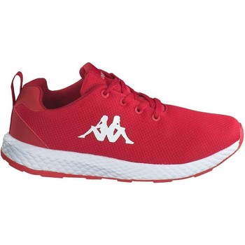 Cipők Női Rövid szárú edzőcipők Kappa Banjo 12 Piros