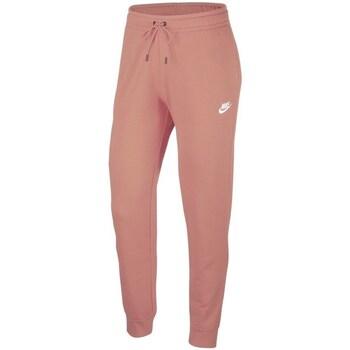 Ruhák Női Futónadrágok / Melegítők Nike Essential Fleece Rózsaszín