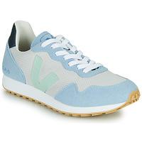 Cipők Női Rövid szárú edzőcipők Veja SDU REC Kék