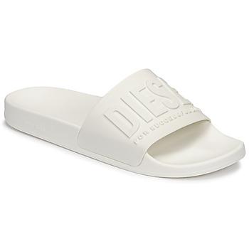 Cipők Férfi strandpapucsok Diesel CLAIROMNI Fehér