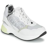 Cipők Női Rövid szárú edzőcipők Replay COMET Fehér