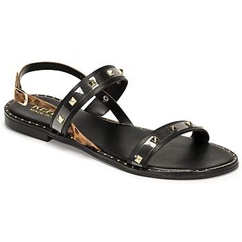 Cipők Női Szandálok / Saruk Replay NAIROBI Fekete
