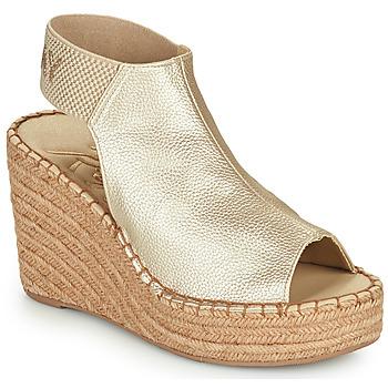 Cipők Női Szandálok / Saruk Replay JESS Arany