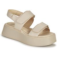 Cipők Női Szandálok / Saruk Vagabond Shoemakers COURTNEY Bézs