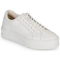 Cipők Női Rövid szárú edzőcipők Vagabond Shoemakers JUDY Fehér