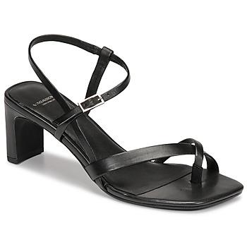 Cipők Női Szandálok / Saruk Vagabond Shoemakers LUISA Fekete