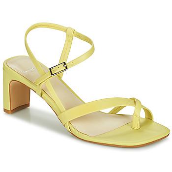 Cipők Női Szandálok / Saruk Vagabond Shoemakers LUISA Citromsárga