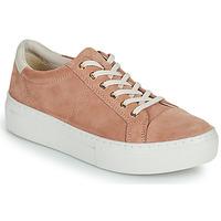 Cipők Női Rövid szárú edzőcipők Vagabond Shoemakers ZOE PLATFORM Rózsaszín
