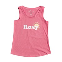 Ruhák Lány Trikók / Ujjatlan pólók Roxy THERE IS LIFE FOIL Rózsaszín