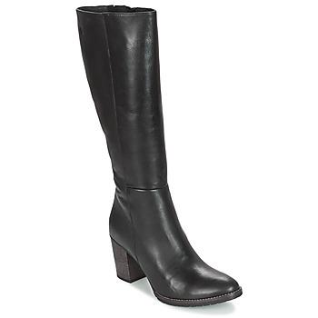 Cipők Női Városi csizmák Betty London ISME Fekete