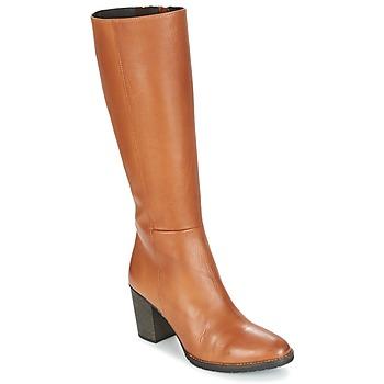 Cipők Női Városi csizmák Betty London ISME Teve