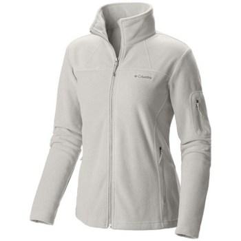 Ruhák Női Polárok Columbia Fast Trek II Jacket Fehér
