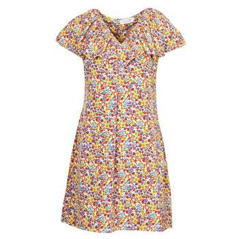 Ruhák Női Rövid ruhák Molly Bracken P1387E21 Bézs