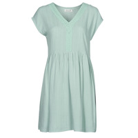 Ruhák Női Rövid ruhák Molly Bracken G801E21 Zöld / Tiszta