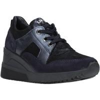Cipők Női Rövid szárú edzőcipők IgI&CO 4143111 Kék