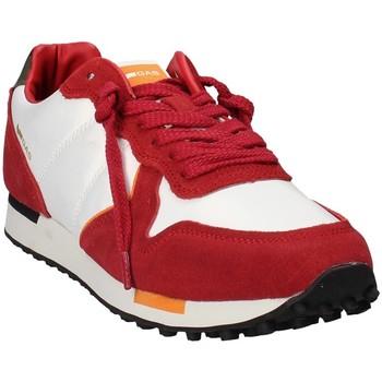 Cipők Férfi Rövid szárú edzőcipők Gas GAM813016 Piros
