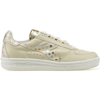 Cipők Női Rövid szárú edzőcipők Diadora 201.172.785 Bézs