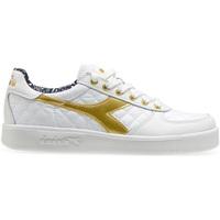 Cipők Női Rövid szárú edzőcipők Diadora 501.175.495 Fehér