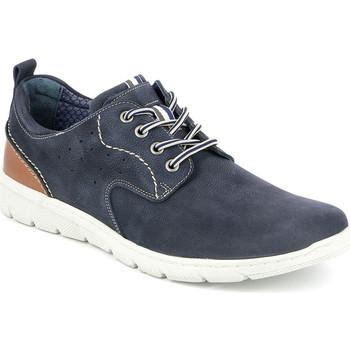 Cipők Férfi Rövid szárú edzőcipők Grunland SC4522 Kék