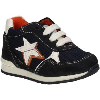 Cipők Gyerek Rövid szárú edzőcipők Melania ME1068B7E.C Kék
