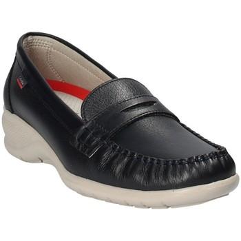 Cipők Női Mokkaszínek CallagHan 13214 Kék