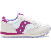 Cipők Gyerek Rövid szárú edzőcipők Saucony SK162931 Fehér