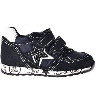 Cipők Gyerek Rövid szárú edzőcipők Melania ME1247B8I.B Kék