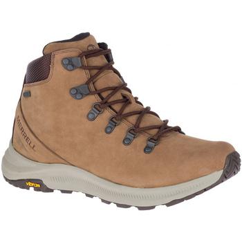 Cipők Férfi Túracipők Merrell J84903 Bézs