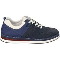 Cipők Férfi Rövid szárú edzőcipők IgI&CO 3138200 Kék