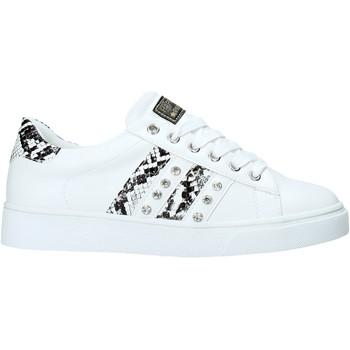 Cipők Női Rövid szárú edzőcipők Gold&gold A20 GA243 Fehér