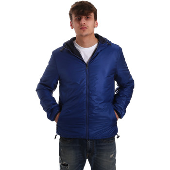 Ruhák Férfi Kabátok Invicta 4442213/U Kék