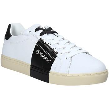 Cipők Férfi Rövid szárú edzőcipők Byblos Blu 2UA0002 LE9999 Fekete
