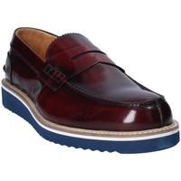 Cipők Férfi Mokkaszínek Exton 5102 Barna