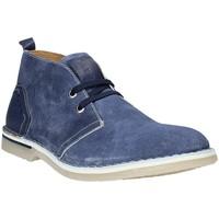 Cipők Férfi Csizmák Rogers BK 61 Kék