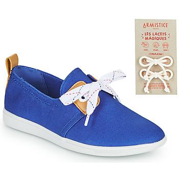 Cipők Gyerek Rövid szárú edzőcipők Armistice STONE ONE Kék