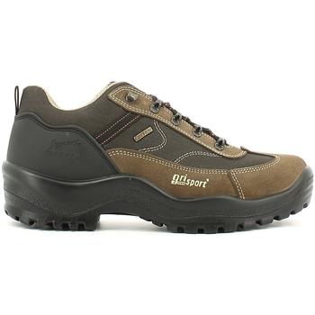 Cipők Férfi Túracipők Grisport 10670S44G Barna