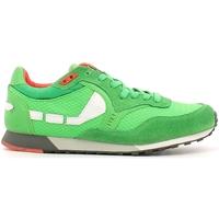 Cipők Férfi Rövid szárú edzőcipők Guess FMT302 FAB12 Zöld
